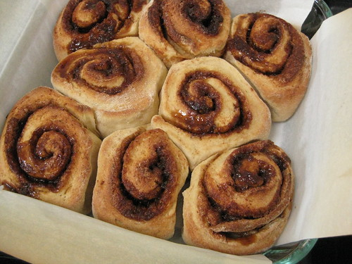 pan-o-brioche cinnamon buns