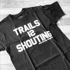 stay strong! #bmx #trails #tee
