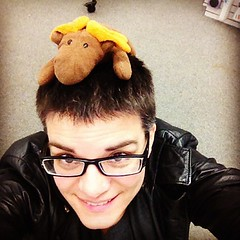 I have claimed a Moose!