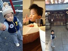 一週間ぶりの朝散歩! 2012/12/6