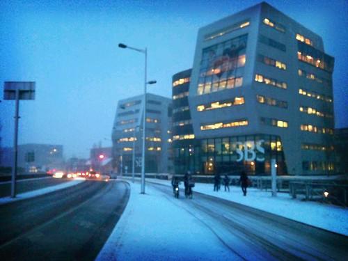 snow @ SBS