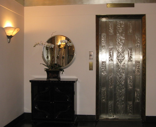 Lobby And Elevator - 3 East 84th Street