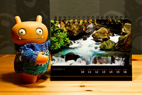 Uglyworld #1768 - Desks Calendars - (Project TW - Image 345-366) by www.bazpics.com