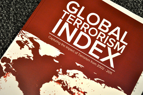 Global Terrorism Index, IEP/START