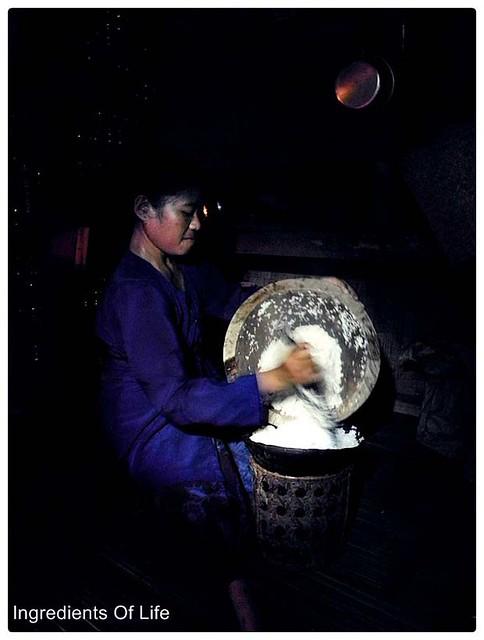 menanak nasi baduy 3