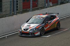 Circuit de Spa Francorchamps - SEAT Leon Cupra R