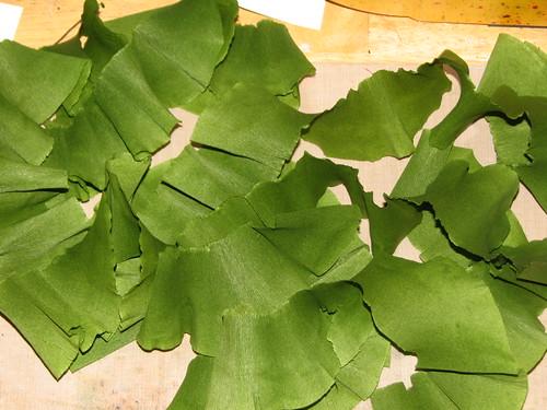 crepe paper tree 004