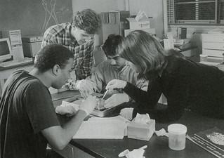 Neuroscience Lab with Professor Richard Lewis