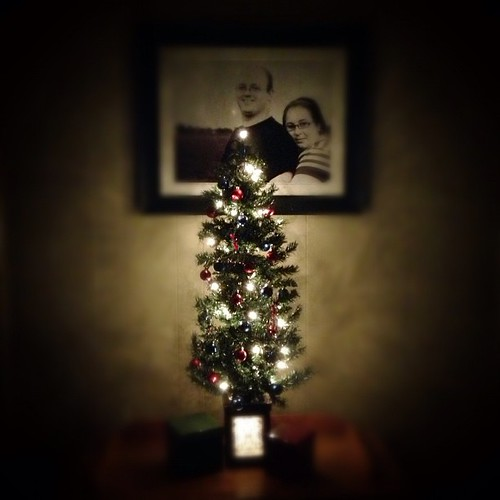 My #little #christmas #tree