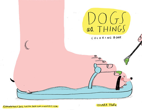 DOGS as THINGS by Ohara Hale by Ohara.Hale
