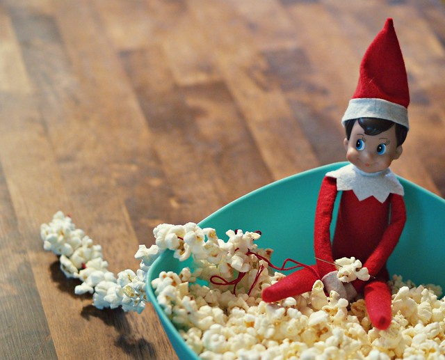 Day 15 : Elf on the Shelf