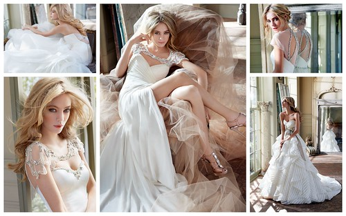 {Romantic Sophistication} Bridal Style by Nina Renee Designs
