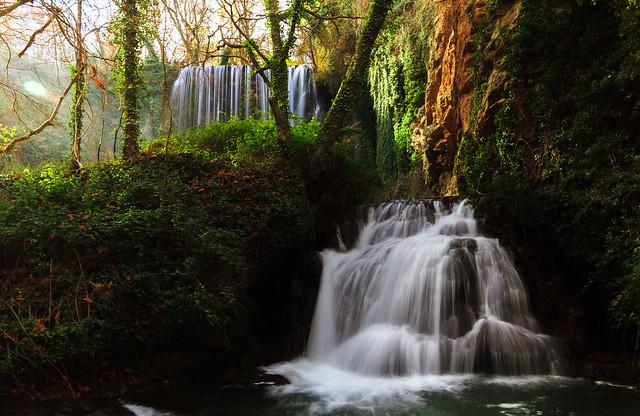 Monasterio de Piedra, Cascada Iris