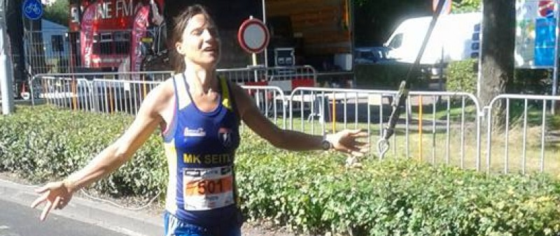 Winschoten: Velička a Gecová třetí na 100 km, Pastorová vítězí v traťovém rekordu na padesátce