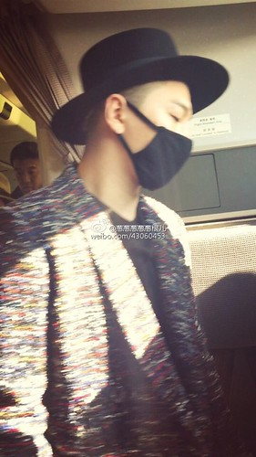 Big Bang - Harbin Airport - 21mar2015 - 葱葱葱葱葱根儿 - 04