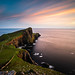 Sunset at Neist Point Lighthouse, Skye by modesrodriguez