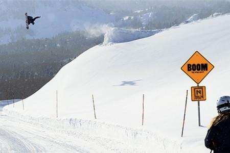 Premiéra snowboardového filmu Boom!