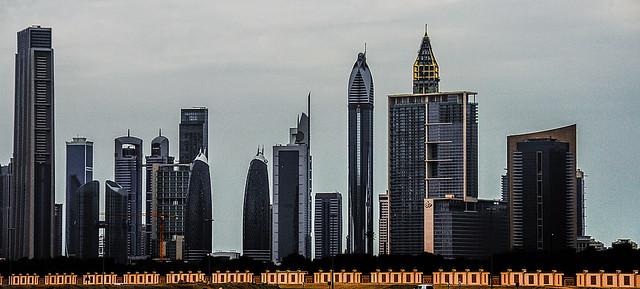 Dubai in the Sky #3