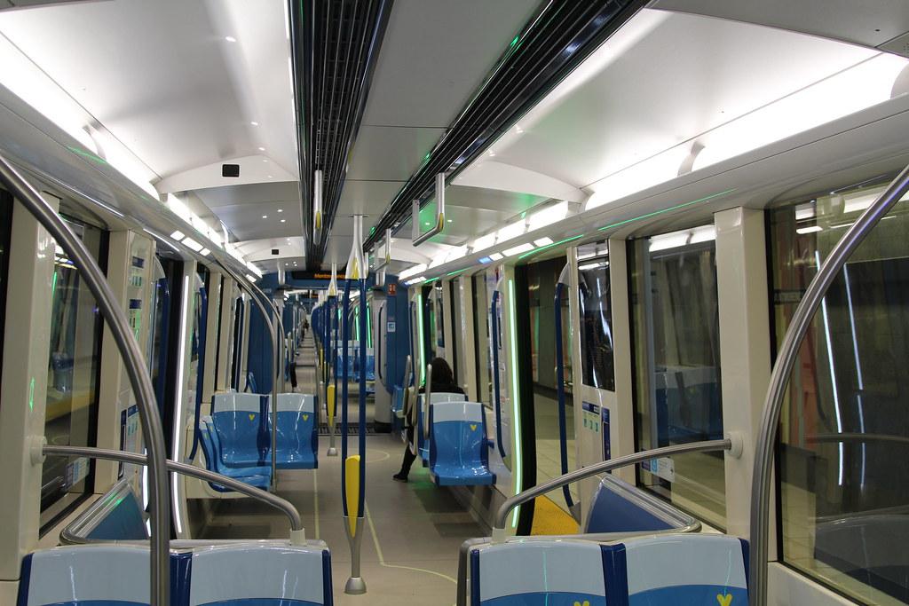 Métro de Montréal MPM-10 Azur 10-081/-089