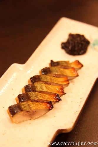 Smoked Sanma, Kushiyaki Kuni