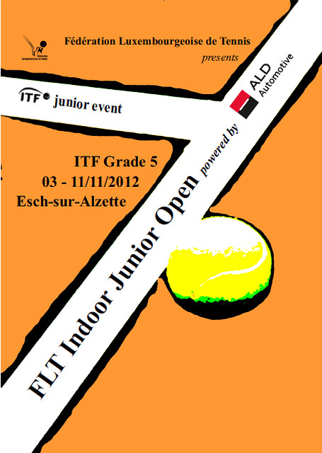 Federation Luxembourgeoise de Tennis Junior Open