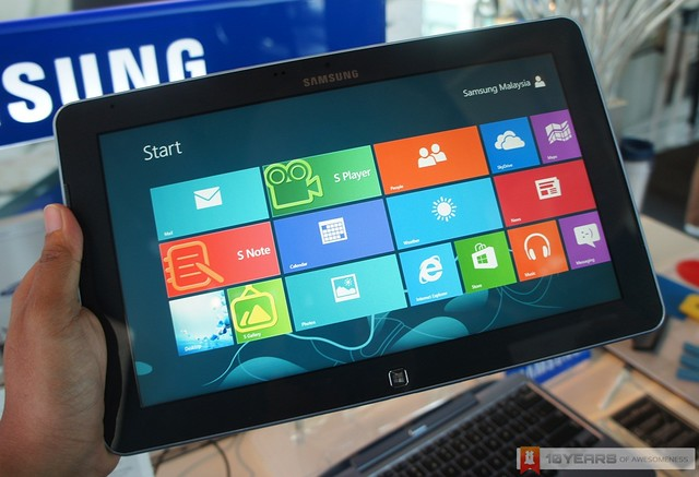 [Preview] Samsung ATIV Smart PC Series
