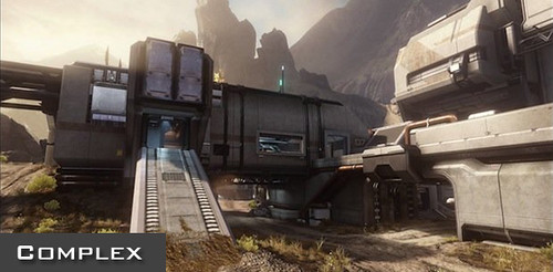 Halo 4 Complex Map Strategy Guide