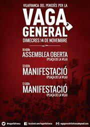 vaga general a vilafranca #14n