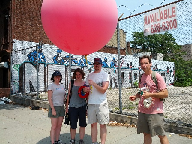 5_2012 7 July_Suspected Marylander site Over My Dead Body Balloon Mapping Team_pic by Sara Dabbs