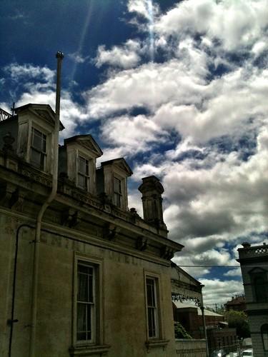 Castlemaine Skies