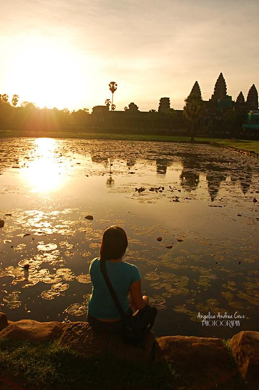 Angkor Wat Sunrise 2