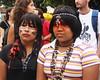 Ato contra o genocídio do povo guarani-kaiowá em Florianópolis dia 9 de novembro/2012