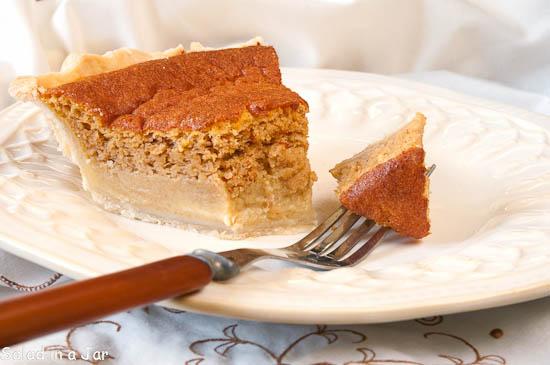 Grandma's Squash Pie-2