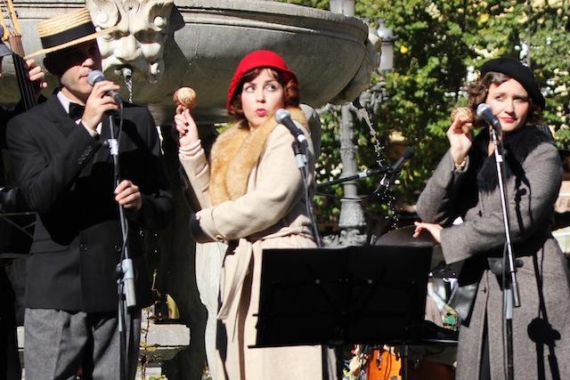 Granada jazz singers