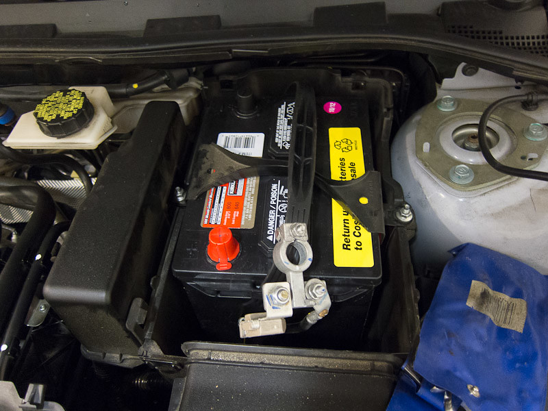 Mazda 3 Battery >> Day 317 Start Me Up The Original Equipment Battery In Our Flickr