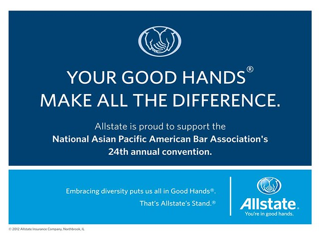 Header of Allstate