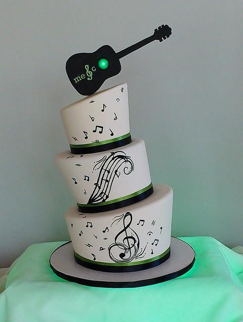 Musique Arrivée Gateau Mariage : g teau mariage musique flickr photo sharing ~ Melissatoandfro.com Idées de Décoration