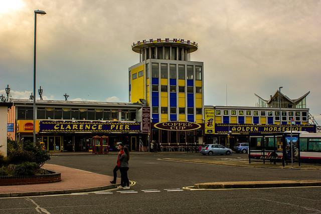 Clarence Pier de Portsmouth