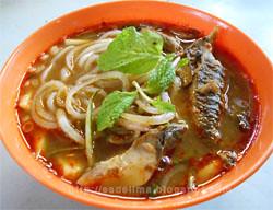 Asam Laksa Petaling Street - http://esdelima.blogspot.com