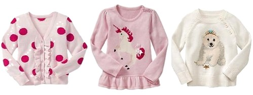 gap sweaters for toodler girls