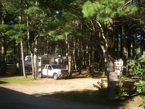 Glen Hudson Campground