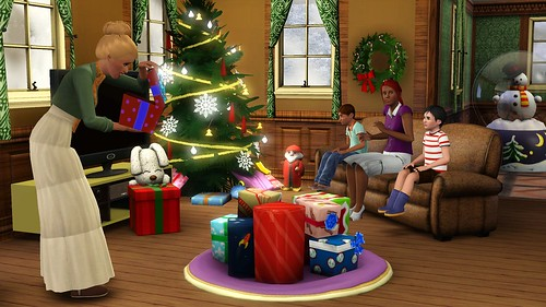 Gift Giving Party