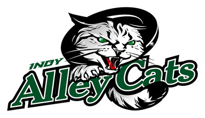 Indy Alley Cats Logo