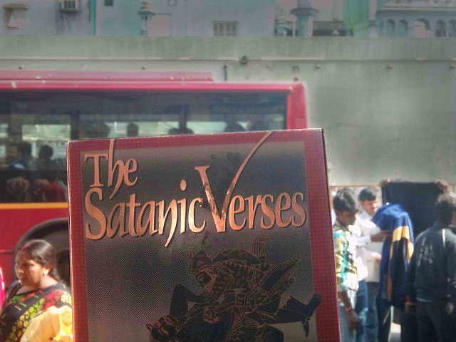 City Moment – The Satanic Verses, Shahjahanabad