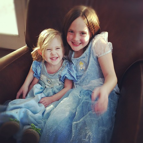 Two Cinderellas !! Two Cousins!!