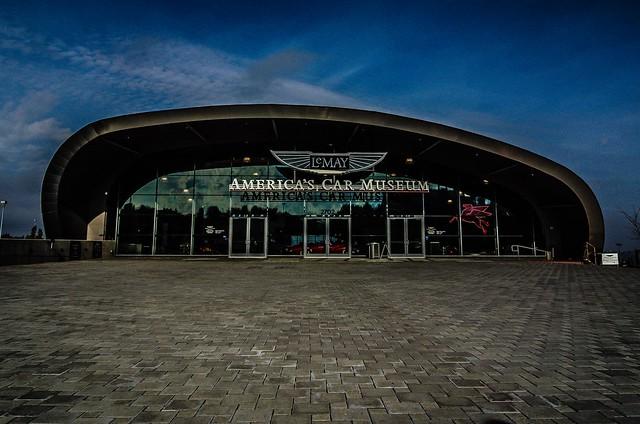LeMay Americas car Museum