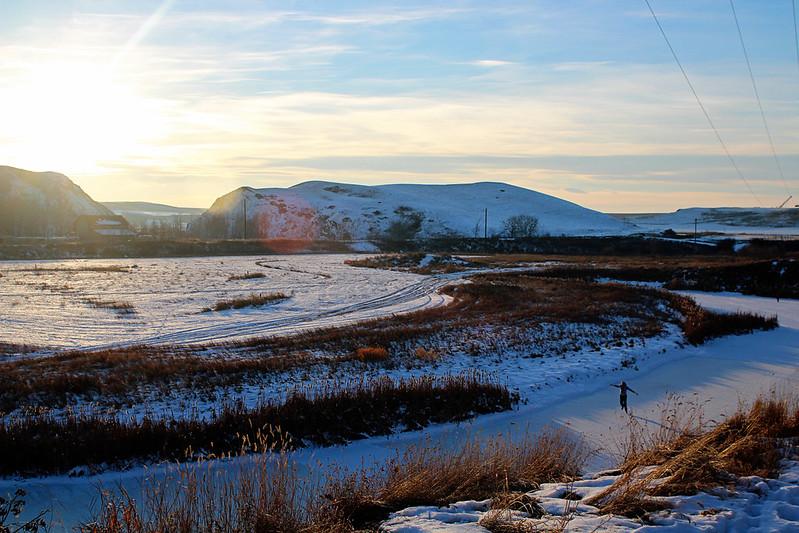 Rosebud River Valley