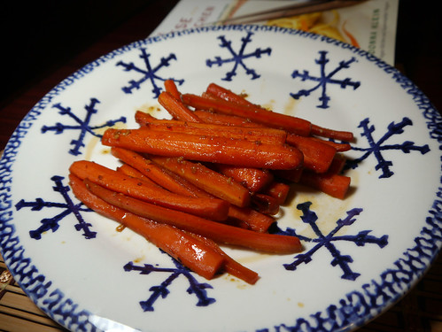 2012-11-16 - CVK Roasted Sesame Carrots - 0010
