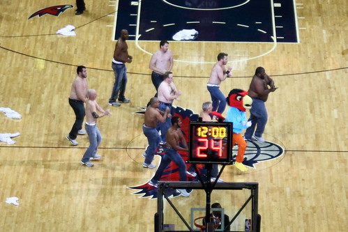 Atlanta Hawks A-Team Dancers