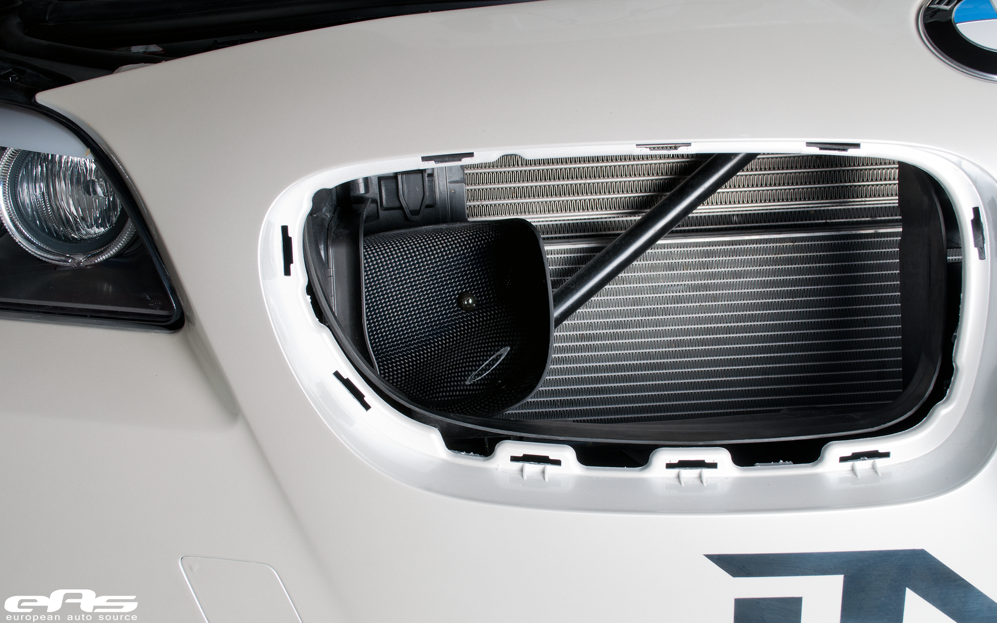 Gruppe M Intake Installed On Ind S F10 M5 Bmw